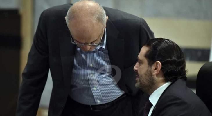 علي حسن خليل يلتقي الحريري في بيت الوسط للبحث في التطورات الحكومية