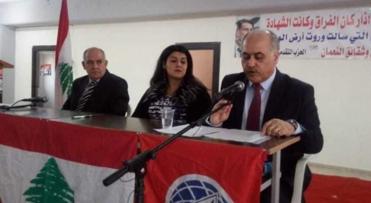 أبو الحسن: لبنان على مفترق خطير فكفى خفةً وإستهتارا