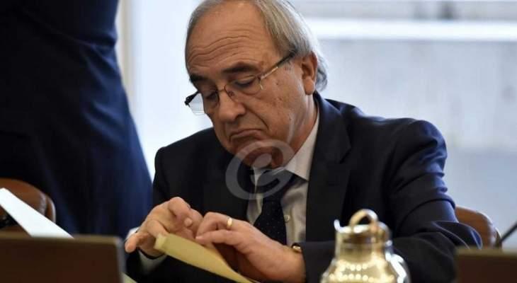 سرحان بحث مع وفد الحقوقيين الفرنسيين سبل تطوير العلاقات بين البلدين