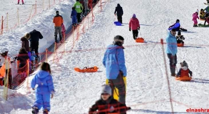 السياحة الشتوية في لبنان لا تقتصر على التزلّج وهذه أبرز الوجهات
