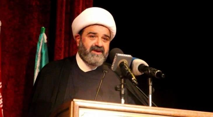 المفتي عبدالله: قضية الإمام الصدر وطنية ودعوة ليبيا الى القمة أمر مرفوض