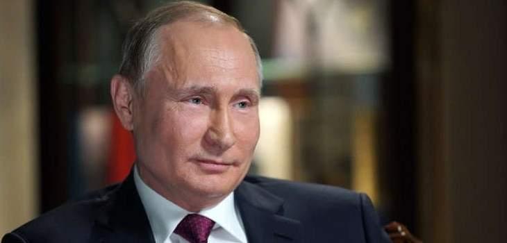 بوتين: لم نرتكب أي خطأ في منح جوازات سفر لسكان شرق أوكرانيا