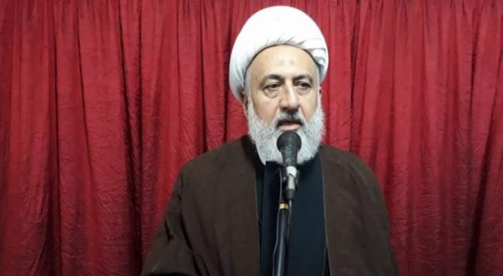الخطيب: العقوبات الأميركية على إيران محكومة بالفشل