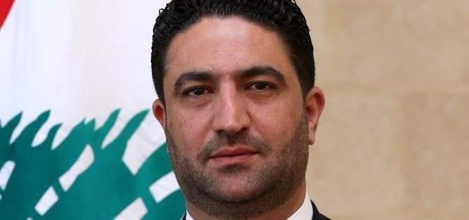 الغريب: لا يمكن حل ملف النزوح من دون الكلام مع سوريا وآن لنا وضع مصلحة لبنان أولا
