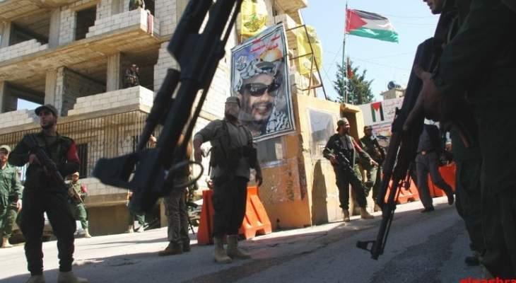 النشرة: سقوط قتيل جراء اشتباكات اليوم بمخيم المية ومية
