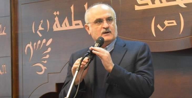 خليل: لا قيامة للبنان إلا اذا استطعنا ان نرسي مبدأ المواطنية