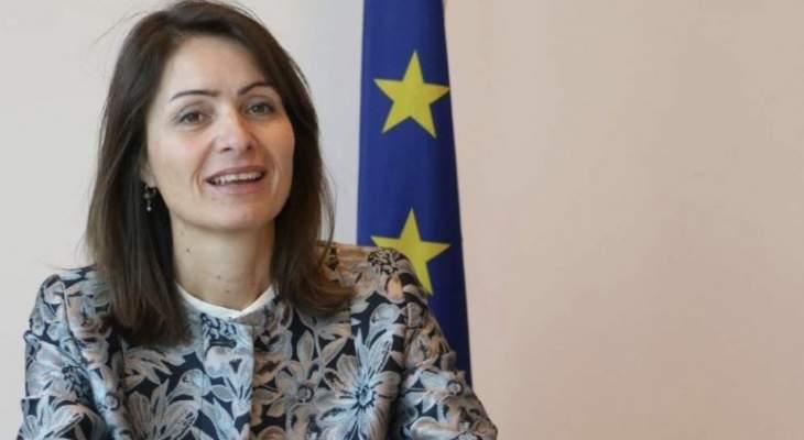 """لاسن: مستعدون لدعم لبنان في تحقيق """"الرعاية الصحية الشاملة"""""""