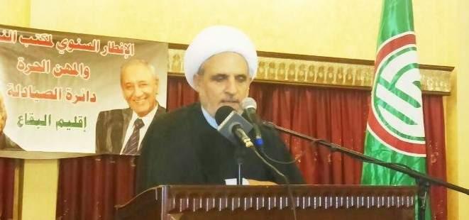 المصري: إيران تدافع عن حقوق الأمة وكرامتها ولا تبيعها كما يفعل الحكام العرب