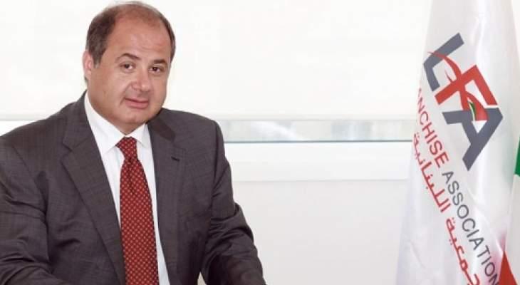 شارل عربيد: تراشق غير صحي بين القطاعين التجاري والصناعي