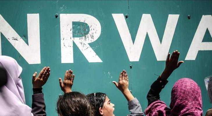 الاونروا تطلق نداء لجمع 800 مليون دولار لمواصلة أنشطتها بسوريا وفلسطين