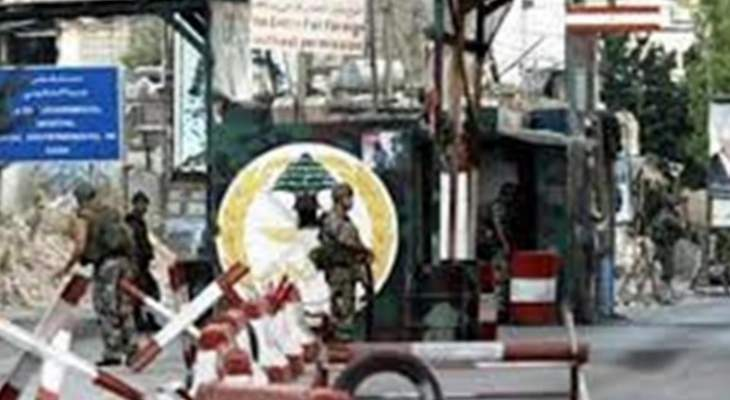 """النشرة:هدوء حذر بعين الحلوة وإتصالات لإحتواء تداعيات اغتيال """"أبو الكل"""""""
