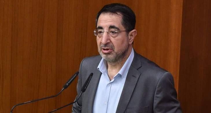 الحاج حسن: سنقترح استراتيجية ترفع عائدات الاتصالات دون المس بجيب المواطن
