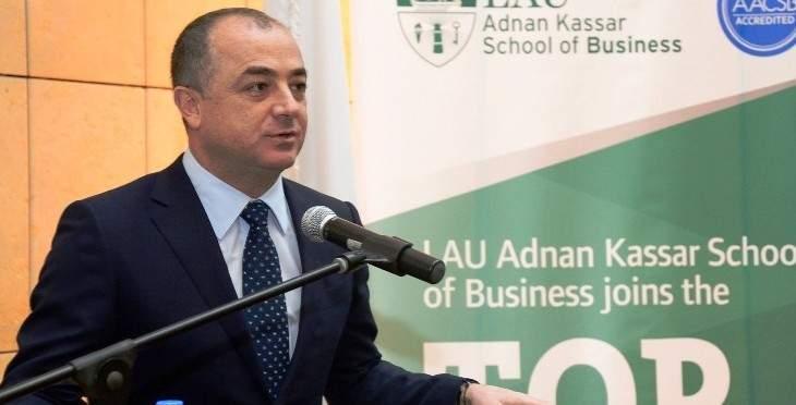 بوصعب: مؤيدو قانوني رفع السرية المصرفية والحصانة هم تكتل لبنان القوي و4  نواب اخرين