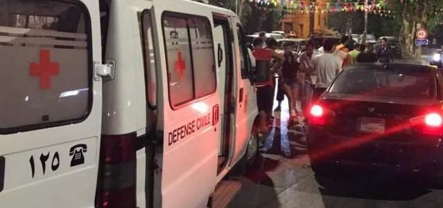 قتيل جرّاء حادث صدم على اوتوستراد الفرزل - زحلة