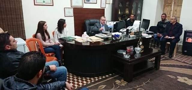 مدير أمن الدولة ببعلبك استدعى اصحاب المولدات للتعهد بالالتزام بقرار وزارة الاقتصاد