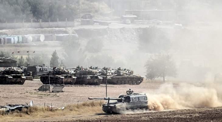 """الدفاع الأذربيجانية: بدأنا مناورات """"الأخوة الراسخة"""" مع تركيا"""