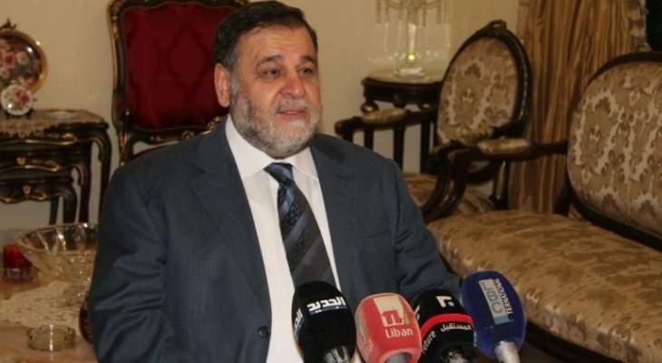 الضاهر: هل يحق لرمز ورأس الفساد في لبنان ان يدعي العفة؟