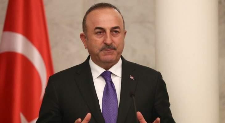 """جاويش أوغلو: تركيا مستعدة لاستلام منظومة """"إس-400"""" بأي وقت تحدده روسيا"""