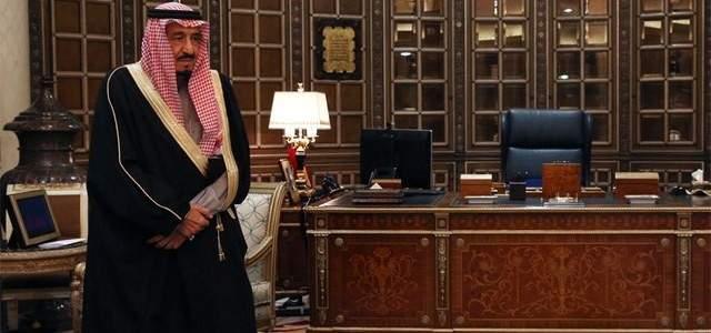 الملك سلمان: نجدد استنكارنا الشديد  للقرار الأميركي تجاه القدس