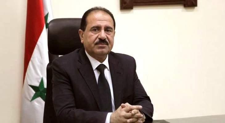 وزير النقل السوري وافق على منح الخطوط القطرية إذنا بالعبور فوق الأجواء السورية