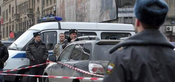 الشرطة الروسية: إصابة شرطي في حادثة طعن وسط موسكو