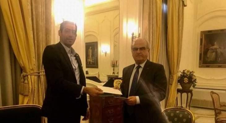 حنكش قدم تصريحا عن أمواله للمجلس الدستوري:لتعديل بنود قانون الإثراء غير المشروع