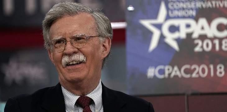 بولتون: يجب ألا تعتبر سوريا انسحاب أميركا دعوة لاستخدام الأسلحة الكيميائية