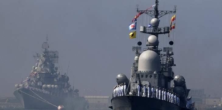 الدفاع الروسية: مناورات بحرية في بحر بارنتس