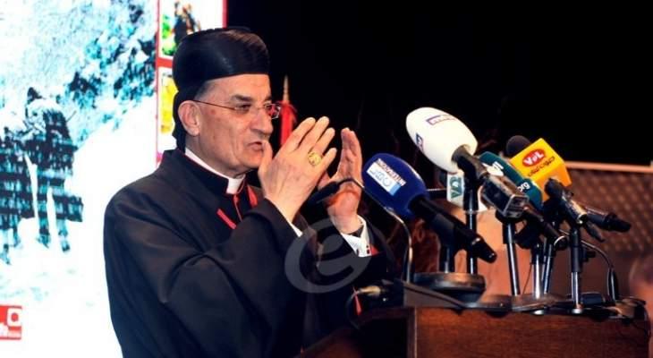 الراعي: نتطلع الى مجلس نيابي يقدم لنا وجوها جديدة ويضخ دما جديدا