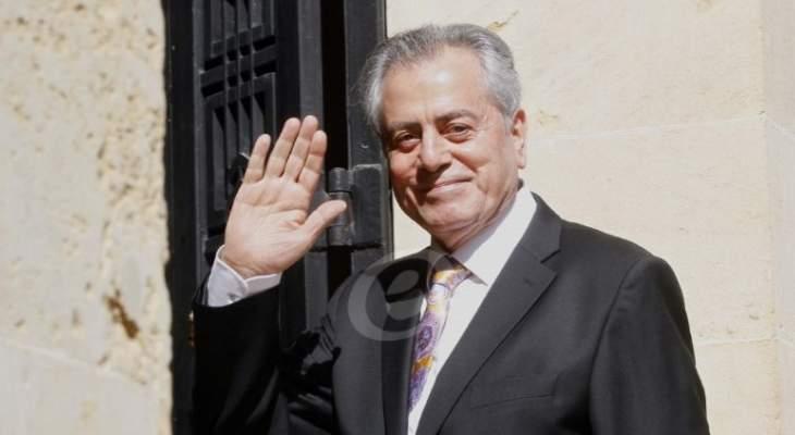 عبدالكريم علي: التطبيع السوري اللبناني قائم والجامعة العربية تحتاج لسوريا