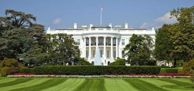 تظاهرة أمام البيت الأبيض ضد الاعتراف بسيادة إسرائيل على الجولان