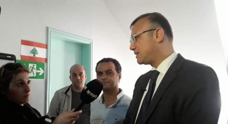 درويش تعليقا على حرق النفايات في طرابلس: لن نسمح باستمرار الضرر