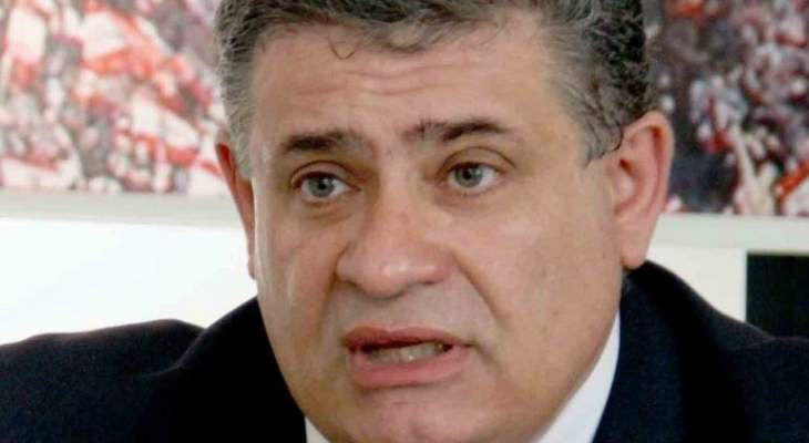 """نوفل ضو: """"الكتائب"""" تستعيد تاريخ لبنان من مصادريه ومزوّريه"""