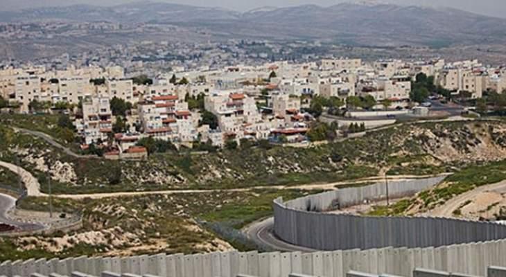 صافرات الإنذار تدوي في مستوطنات بيت لحم والخليل والبحر الميت وأريحا