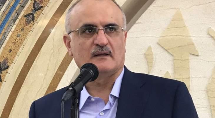علي حسن خليل: صوم مبارك لجميع الأخوة المسيحيين