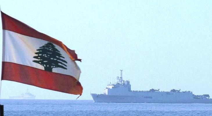 لبنان يطلب من أميركا التوسط لترسيم الحدود البحرية مع إسرائيل