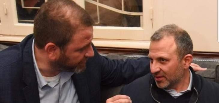 وليام طوق: تمزيق اليافطات المرحبة بباسيل تصيب جوهر الأخلاقيات