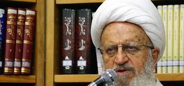 شيرازي: ايران في الصف الامامي لمكافحة الارهابيين والتكفيريين