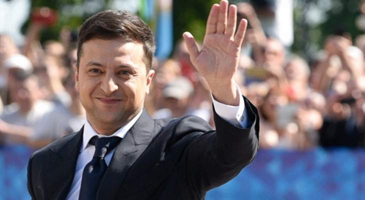 زيلينسكي يعرب عن ثقته من إطلاق سراح البحارة الأوكرانيين