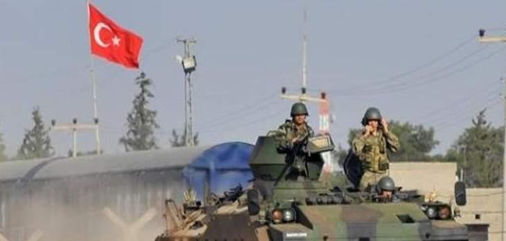 الجزيرة: دخول تعزيزات من الجيش التركي إلى ريف حلب شمال سوريا