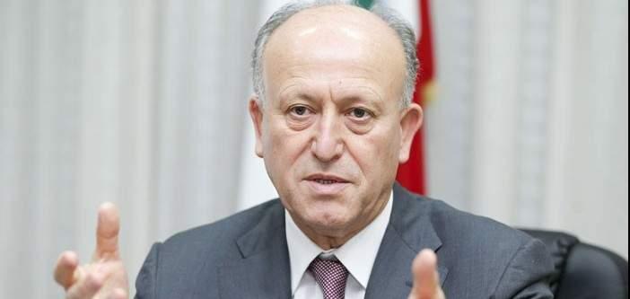 ريفي أكد تضامنه مع السعودية: الحوثيون ذراع تحركه إيران