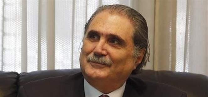 """جريصاتي لـ""""النشرة"""": اتهامات فارس سعيد للرئاسة ليست إلا لأسباب انتخابية"""