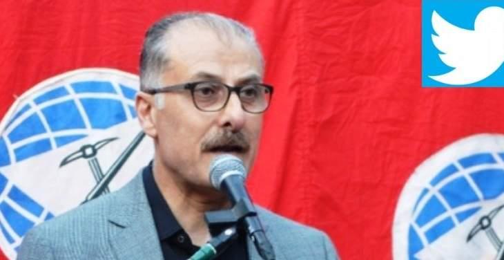 عبدالله: موازنة الدولة واجب المؤسسات الدستورية فلا تحولوها إلى حقل مبارزة