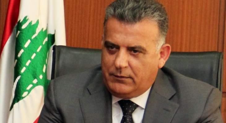 اللواء إبراهيم: الأسبوع المقبل سأزور دمشق للبحث في موضوع الذين يدخلون خلسة