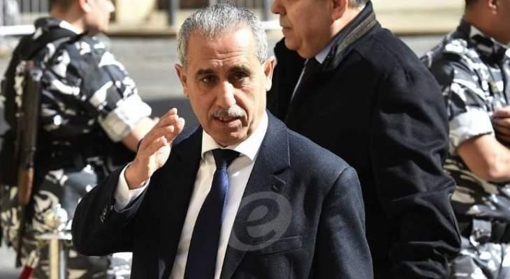 خواجة: موضوع فرض عقوبات أميركية على بري غير مطروح أقله حتى الآن