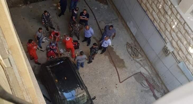 موقوف يرمي نفسه من الطابق الثاني من مبنى قصر العدل في بيروت
