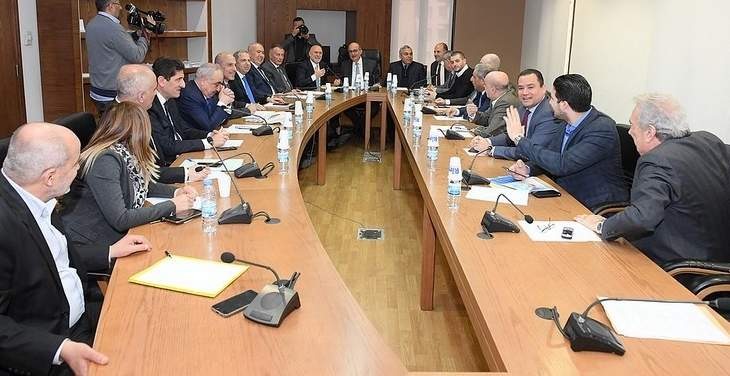 النشرة: لجنة الأشغال ناقشت توصية تطوير مرفأ بيروت وتوسيعه