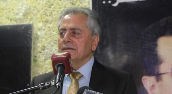 سفير سوريا:الارهاب التكفيري أراده العدو للنيل من صمود سوريا