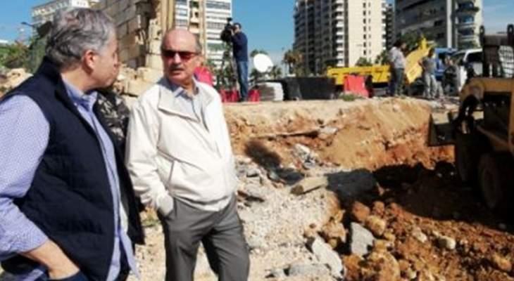 نجم: الحريري وعد بشكل شخصي أن يتم العمل على تفعيل محطات تكرير لبيروت