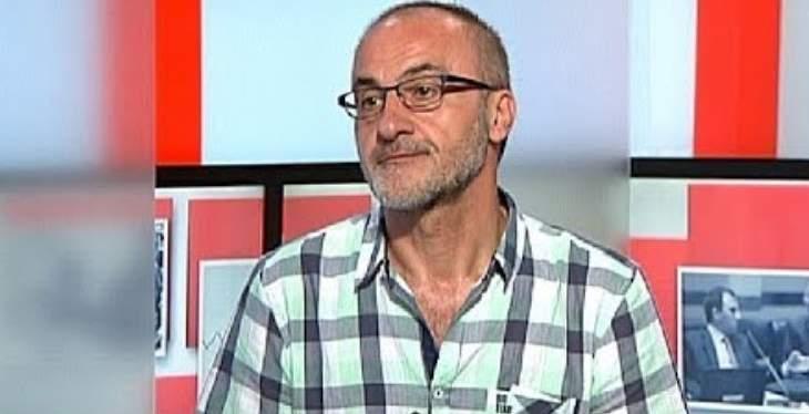 رودولف عبود: لضرورة أن تصبح نقابة المعلمين نقابة مهنة حرة